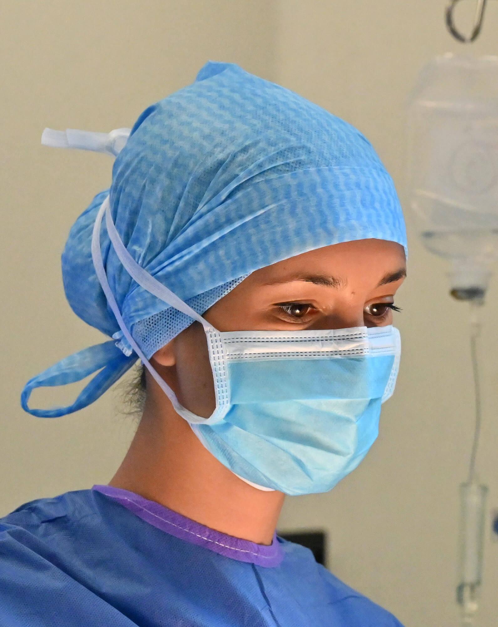 Elodie Febvin Infirmière de bloc opératoire IFEM Endo